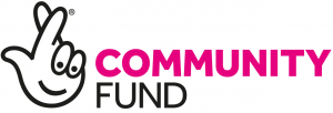 Lottery Community Fund logo