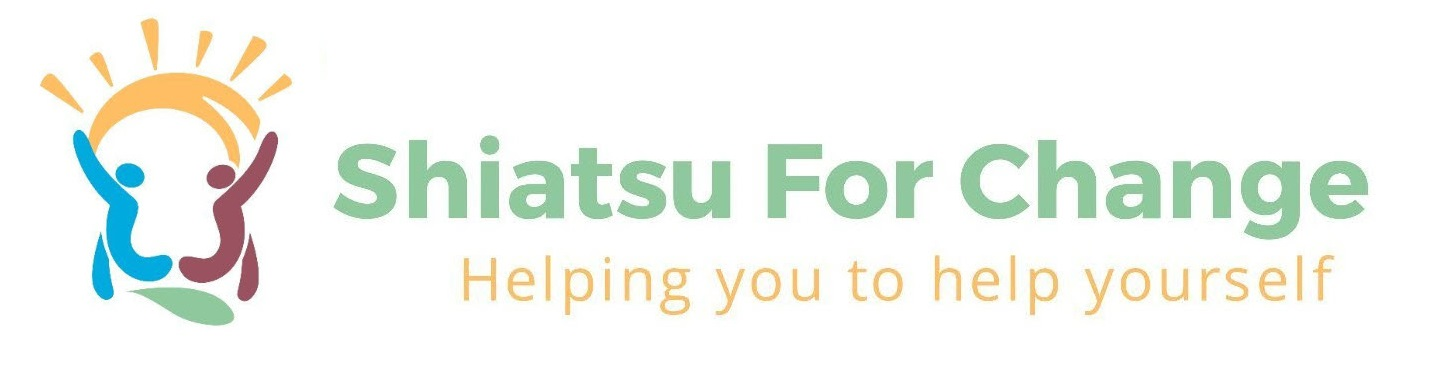 Shiatsu for Change logo landscape